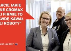 Lambert wspierany przez Cromax