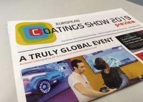 European Coatings Show 2019 – biuletyn już do pobrania