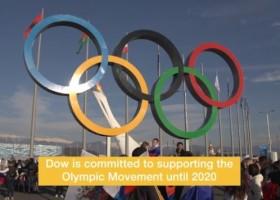 Igrzyska Olimpijskie w Tokio z farbami Dow