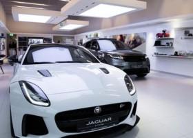 Glasurit partnerem Jaguara