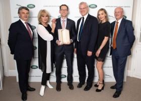 Jaguar nagrodził BASF Coatings