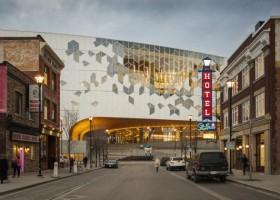 Śnieżna biblioteka w Calgary