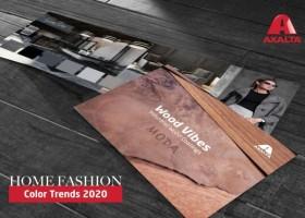 Nowa kolekcja Axalty: moda inspiracją farb do drewna