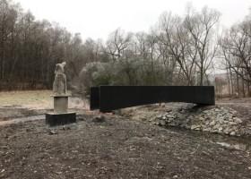 Most w Czechach łączy świat żywych i umarłych