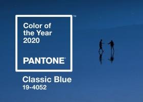 Jak wieczorne niebo – Kolor Roku 2020 Pantone