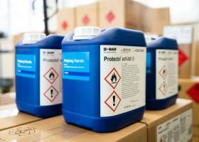 Milionowa pomoc producentów w walce z pandemią