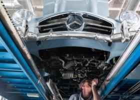 Mercedes-Benz odnawia aprobatę dla marek Axalty