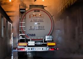 Myjnia cystern PCC Autochem zmodernizowana