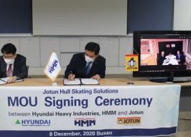 Kolejny kontrakt Jotun na zastosowanie systemu HSS