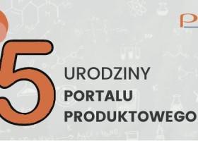 5 lat portalu produktowego PCC Rokita