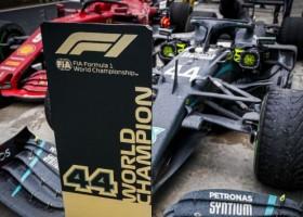 Axalta gratuluje Mercedes AMG Petronas