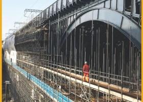 10 najciekawszych obiektów mostowych na świecie wg. Jotun Polska