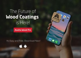 Wood Coatings Pro – nowa aplikacja Axalty