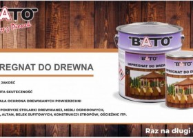 Produkty Bato na drewno