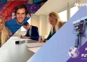 AkzoNobel inwestuje w technologię malowania Qlayers