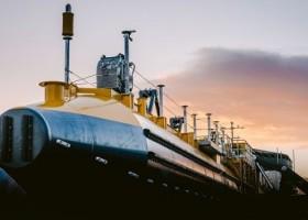 Najpotężniejsza turbina pływowa z farbami Hempel