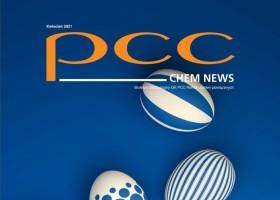 """Kwietniowy numer biuletynu """"PCC ChemNews"""""""