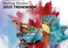 Samochodowy Trendbook 2025 firmy Clariant