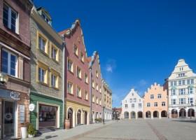Obiekt referencyjny Farby KABE Stare Miasto w Olsztynie