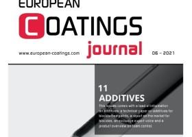 """Dodatki w czerwcowym """"European Coatings Journal"""""""