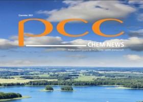 """Lektura na wakacje – nowy numer """"PCC ChemNews"""""""