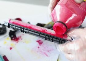 Farba drukarska – co można znaleźć w jej składzie?