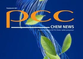 """Jeszcze trochę lata – jesienny numer """"PCC ChemNews"""""""