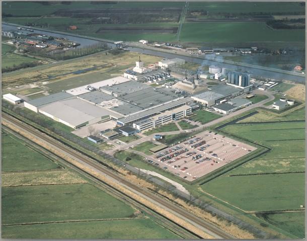 Jedna z fabryk PPG