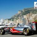 Bolid zespołu Vodafone McLaren Mercedes (fot. arch. AkzoNobel)