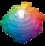 Model kolorystyczny RAL Design. Fot. RAL Farben