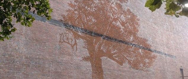 mural Adam Nilewicz
