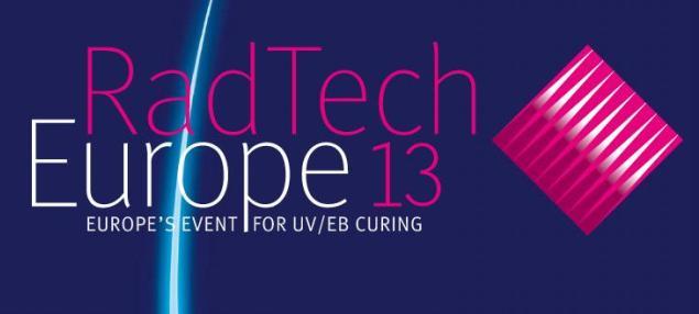 RadTech Europe 2013