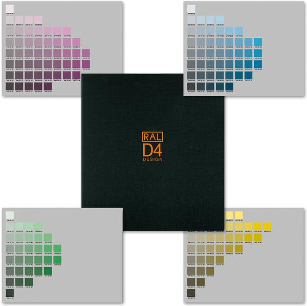 Atlas Kolorów RAL