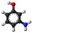 3-Aminophenol-3D-balls