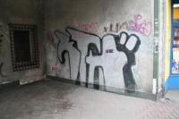 Stop dewastacji murów