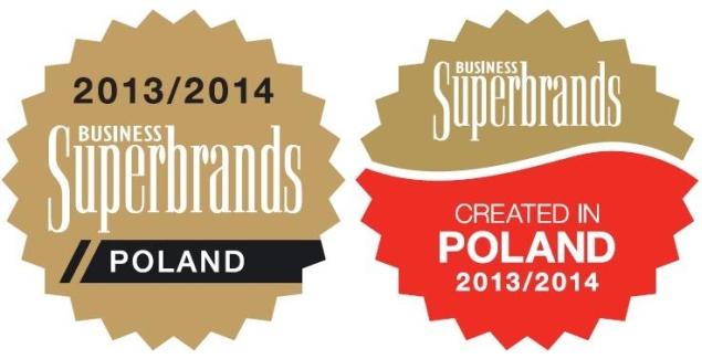polskie marki farb wśród laureatów Superbrands