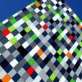 Budynek Casa Confetti w Holandii pomalowany farbami Interpon. Fot. arch. Interpon.