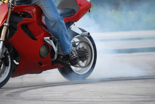 motocykl PPG