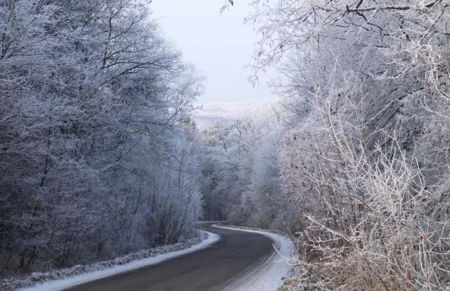innowacyjna farba na austriackich drogach