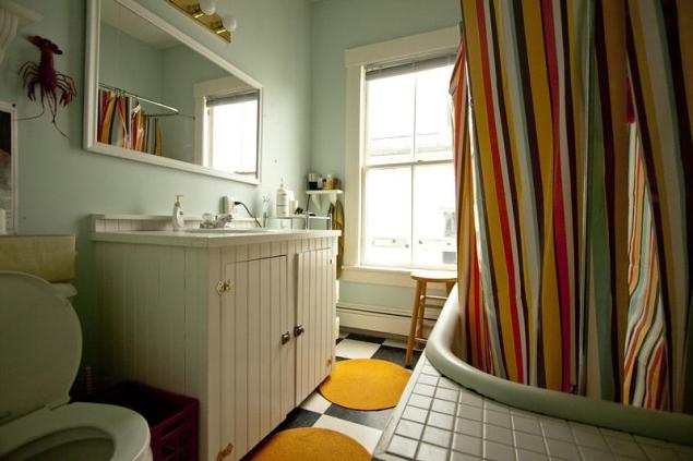 farby łazienka