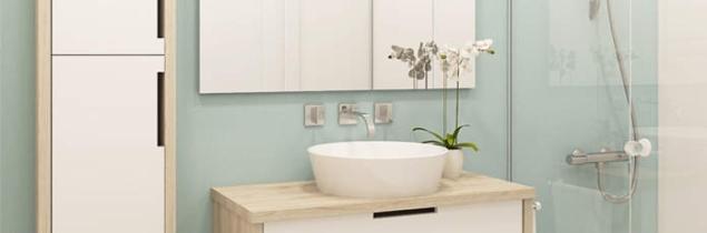łazienka farby