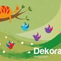 Bajkowa wiosna konkurs Dekoratorium