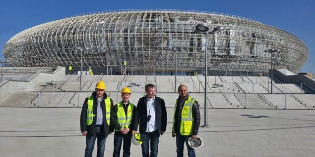 Sika Kraków Arena