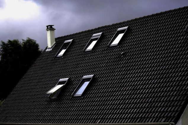chłodne dachy