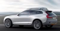 Volvo Concept XC Coupe. Fot. arch. Volvo