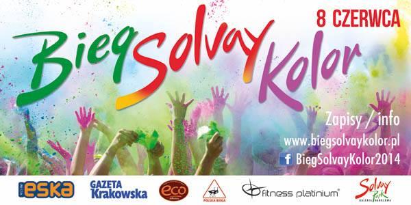 Bieg Solvay Kolor