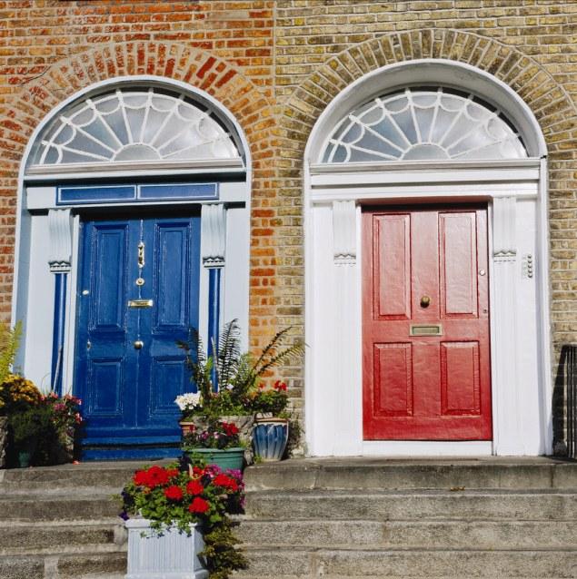 kolor drzwi