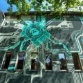 mural Centrum Informatyczne Świerk