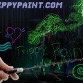 Trippy Paint