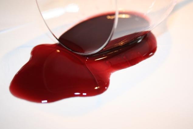 wino farba